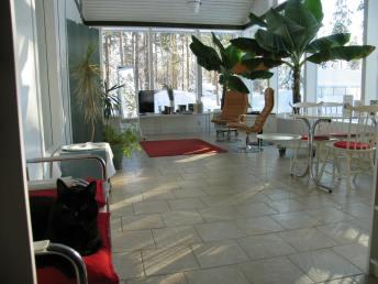 "vinterträdgården - ""lounge"" winter garden"